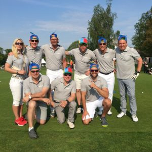 Bild Jonsters Charity Masters 2017